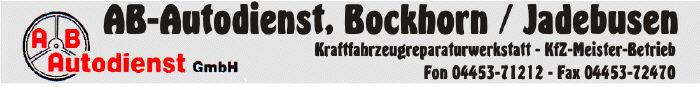 Logo von AB - Autodienst GmbH